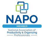 NAPO Member National Association of Productivity & Organizing Professionals